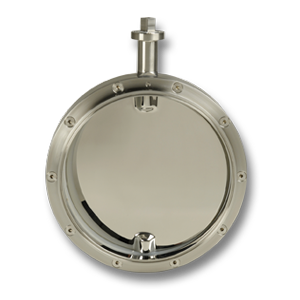 Mucon USA Oyster Hygienic Butterfly Valve - Bolted Body